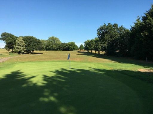 Basildon Golf Course 1