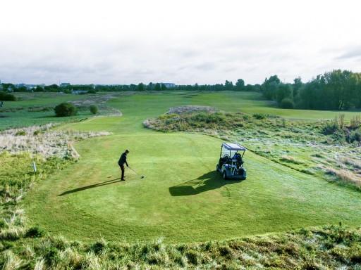 Crowlands Heath Golf Course - Hole 4