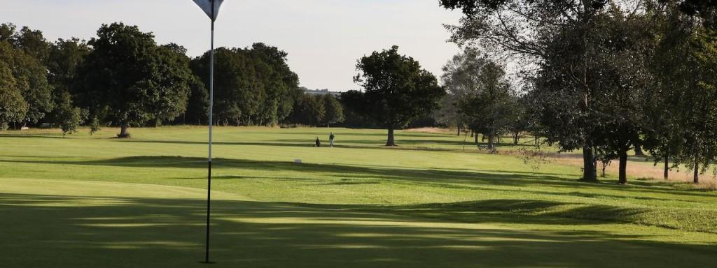 Weald of Kent Golf Course 4