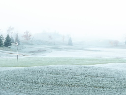 Winter Golf 1