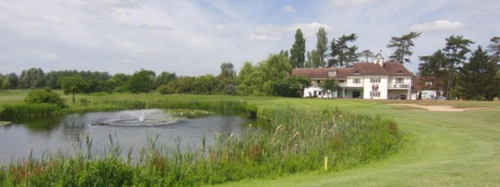 Woolston Manor Golf Course