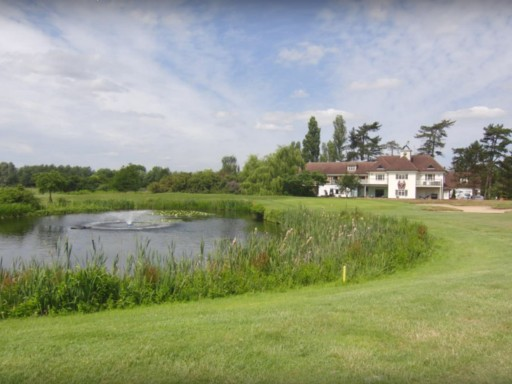 Woolston Manor Golf Course